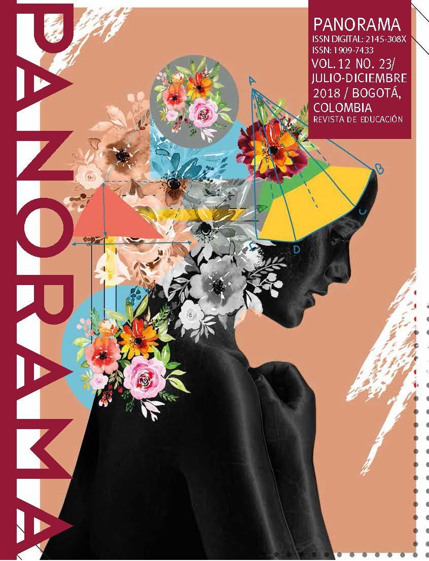 Panorama. Volumen XII. Número 23. Julio - diciembre 2018