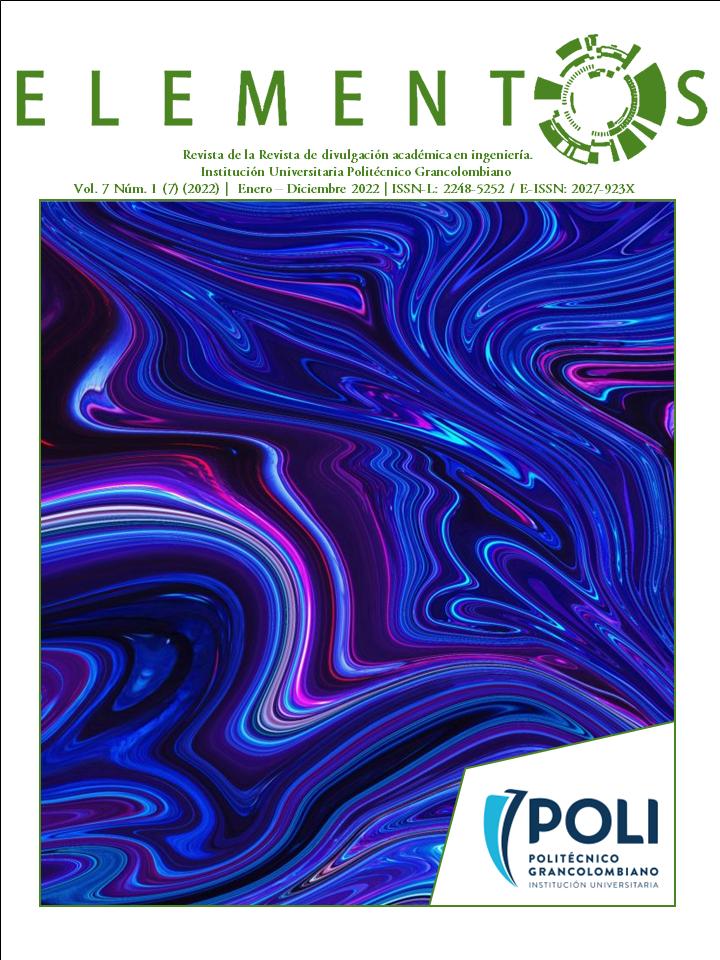 Elementos. Edición número 4 Junio 2014 / Bogotá, Colombia.